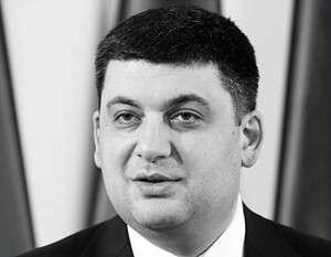 Кандидат в премьер-министры Владимир Гройсман не сумел своей новой программой «зацепить струны» души радикала Олега Ляшко