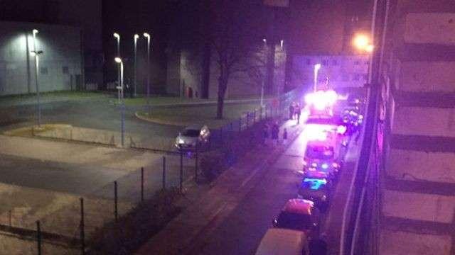 СМИ сообщили о трёх взрывах в бельгийском Льеже