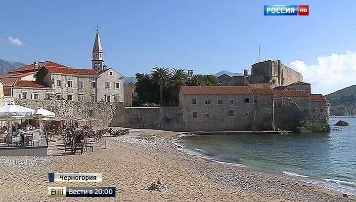 Черногорские власти задержали 55 россиян