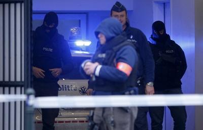 Третий участник теракта в аэропорту Брюсселя задержан