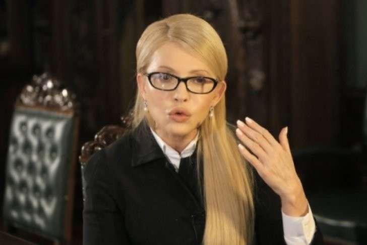 Тимошенко (Капительман) опять лезет во власть