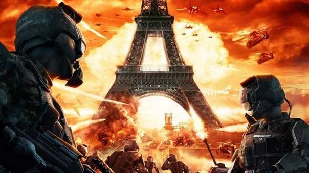 Крах Парижа