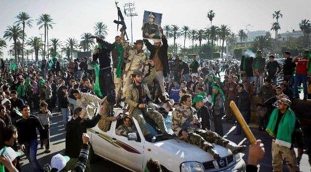 США хотят получить полный контроль над Ливией