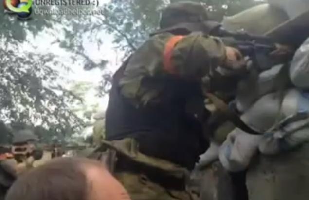В штурме Мариуполя принимал участие шведский снайпер, неонацист Микаэль Скилт