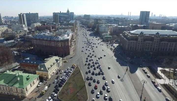 Центр Москвы приобретёт новый облик
