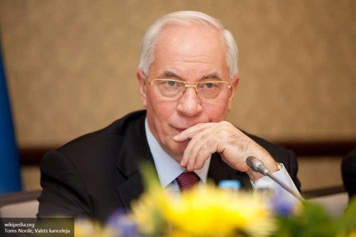 Николай Азаров: Киев готовит крупномасштабную военную авантюру
