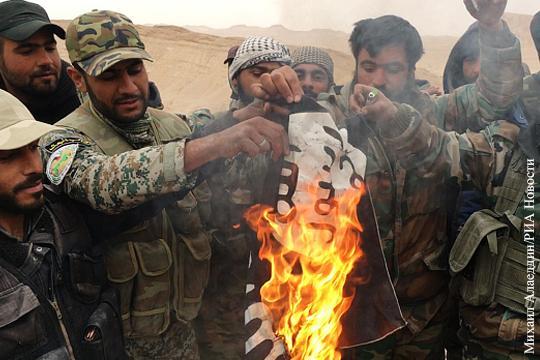 «Освобождение Пальмиры дает основу для полного разгрома террористов»