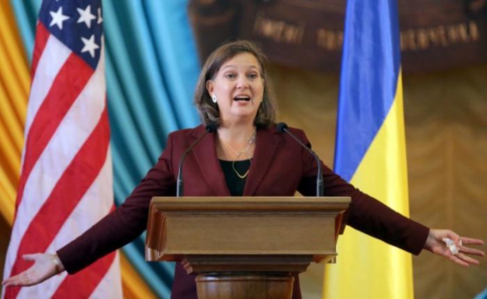 Укро-Хунта просит у США содействия в переносе референдума в Голландии