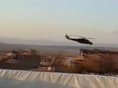 Стаи «Крокодилов» уничтожают ИГИЛ вокруг Пальмиры