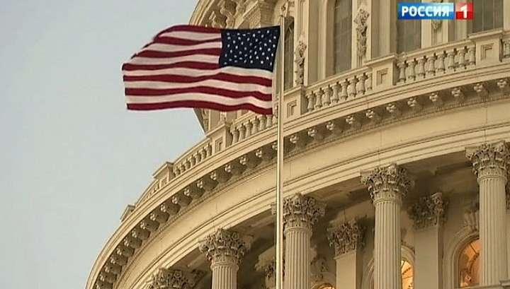 СМИ сообщили о выстрелах в американском Капитолии