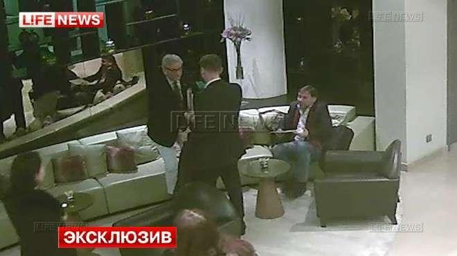 Навальный в Москве тайно встретился с идеологами украинского Майдана
