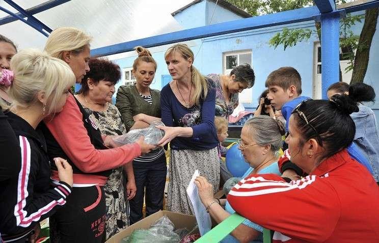 Более 10 тысяч граждан Украины пересекли границу РФ за последние сутки