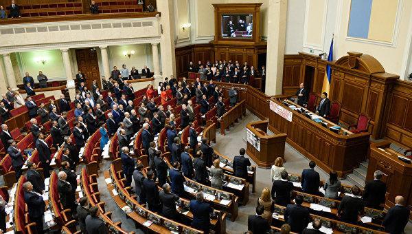 Ключевая неделя в Раде Украины: переформатирование правительства