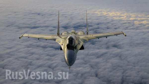 Мир встал в очередь за СУ-35: затраты на операцию в Сирии с лихвой окупаются оружейными контрактами