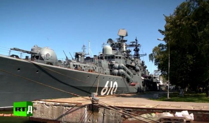 «Балтфлот»: сериал о жизни российских моряков выходит на RTД