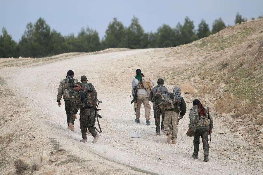 В Сирии по вине Обамы схлестнулись бойцы ЦРУ и Пентагона