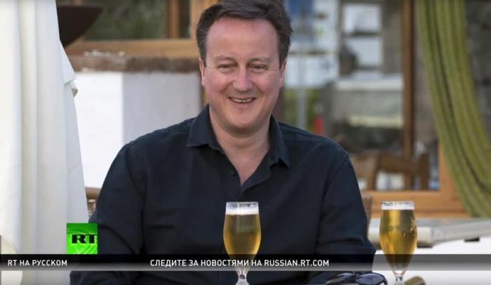 Тысячи британцев проголосовали за изгнание Кэмерона из Соединённого Королевства