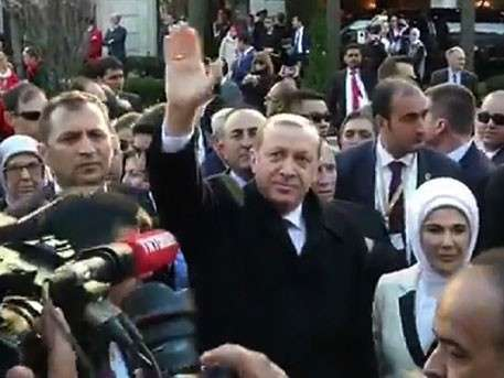 Эрдоган - террорист: так в Вашингтоне встретили президента Турции