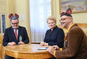 В Литве разыгрывается украинский сценарий гражданской войны
