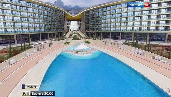 Крым готовится: 5 миллионов туристов приедут на полуостров в этом году