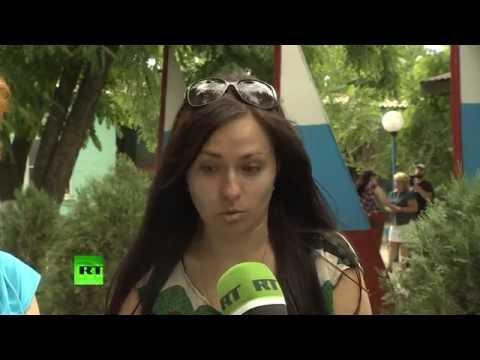 Русские беженцы в России