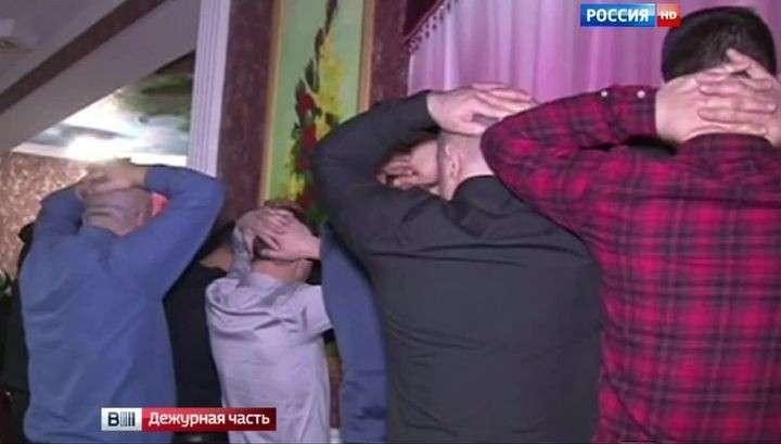 В Екатеринбурге сорвали сходку 167 воров