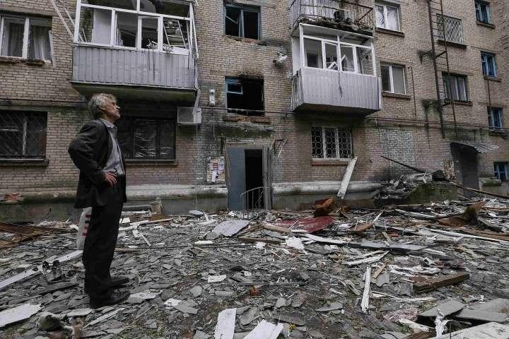«Мужикам, бегущим с Донбасса: как вы будете жить дальше?»