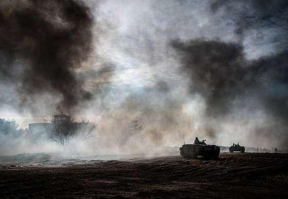 Опубликованы признаки входа российской армии на Украину