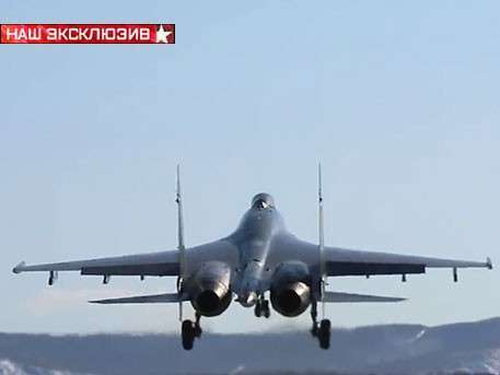 Су-35 против F-16: военные рассказали, как американцы убегали от русских в Сирии