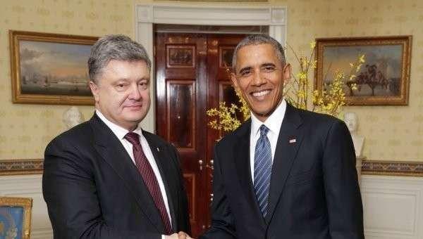 Журналистка: Администрация Порошенко наврала о встрече с Обамой