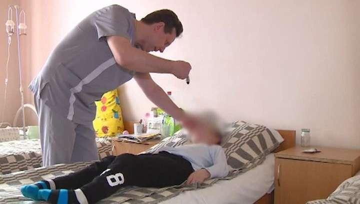 Ребёнок, избитый итальянцем, вернётся в детдом
