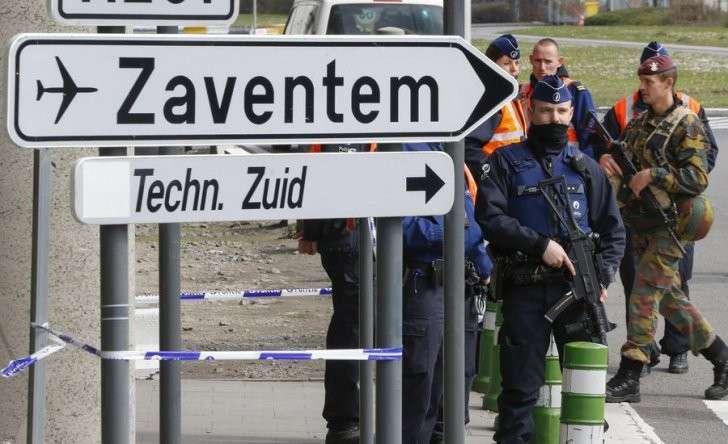 Полиция брюссельского аэропорта бьёт тревогу из-за пробелов в системе безопасности