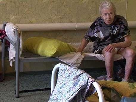 Дом ужаса для престарелых: на Урале 50 стариков оставили умирать без еды