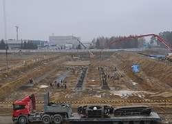В Красноярске началось строительство нового терминала аэропорта «Емельяново»