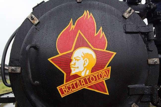 Петербургская детская железная дорога пополнилась раритетом