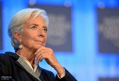МВФ расплатится с Россией за Украину