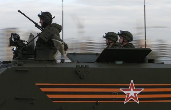 Новую площадку для дислоцирования военной парадной техники подготовили московские власти