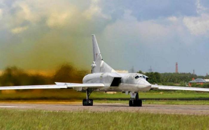 Стратегическая авиация России расширяет патрулирование Чёрного моря