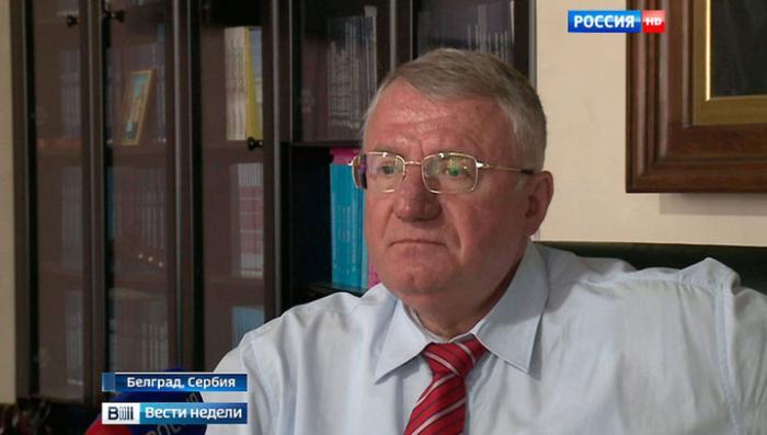 Паразиты с Россией хотели сделать то же, что с Югославией