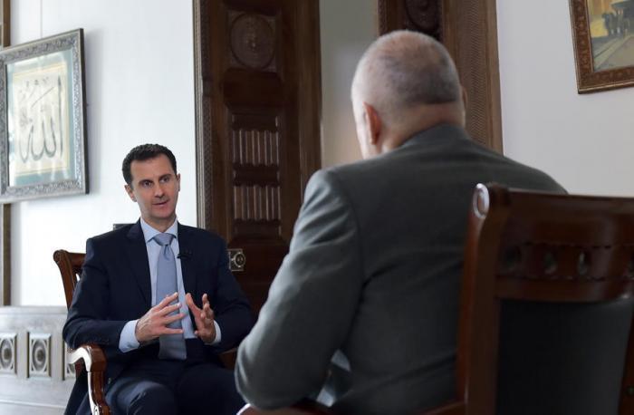 Полный текст эксклюзивного интервью президента Сирии Башара Асада агентству РИА Новости