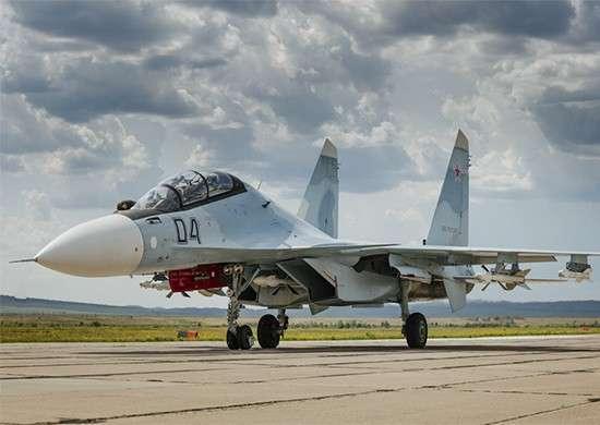 Минобороны России и Корпорация «Иркут» заключили новый контракт на поставку самолётов Су-30СМ
