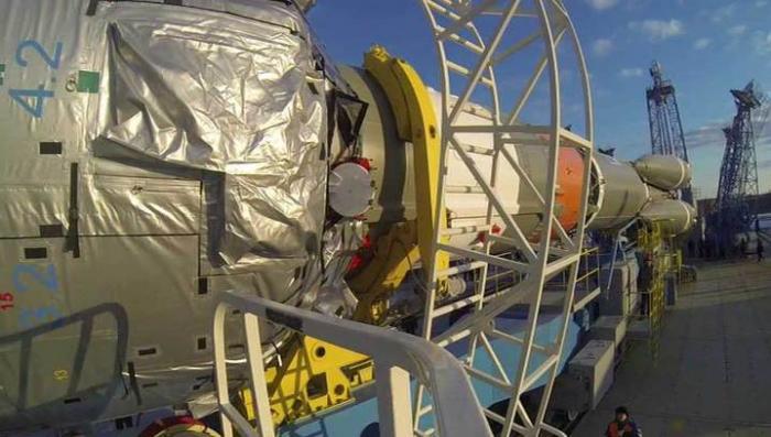 Первый пуск с космодрома Восточный произойдёт 27 апреля