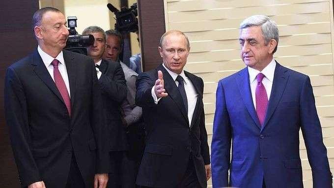 Россия принудит Армению и Азербайджан к миру