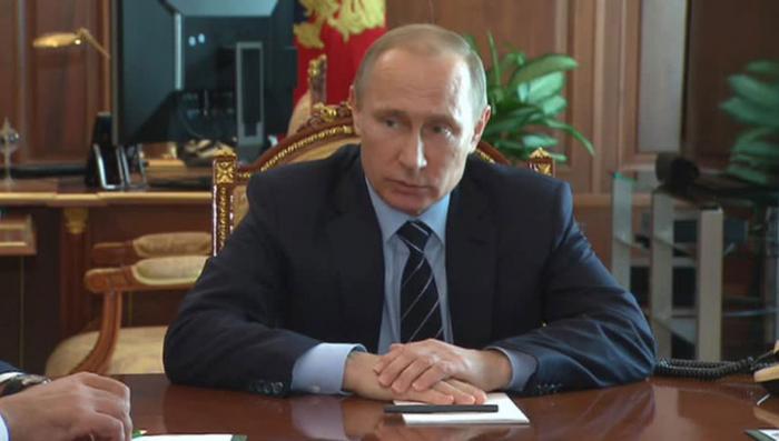 Владимир Путин объявил о создании Национальной гвардии