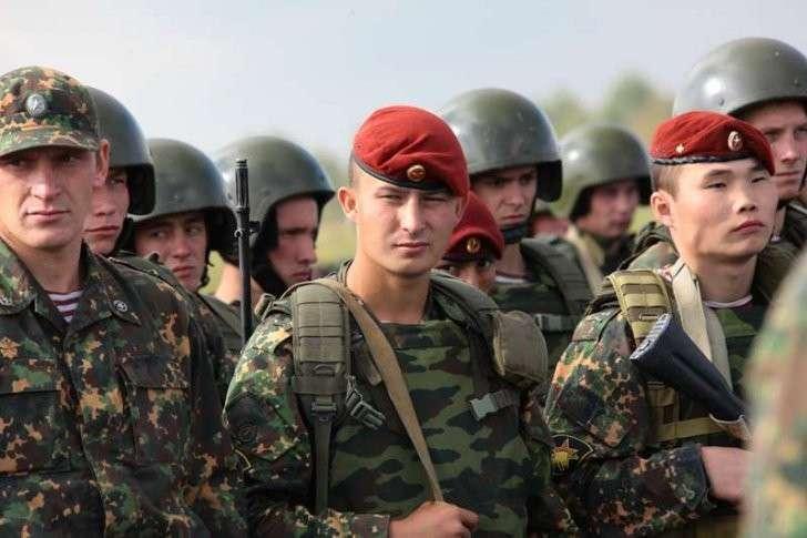 Национальная гвардия России. О её создании говорили более десяти лет.