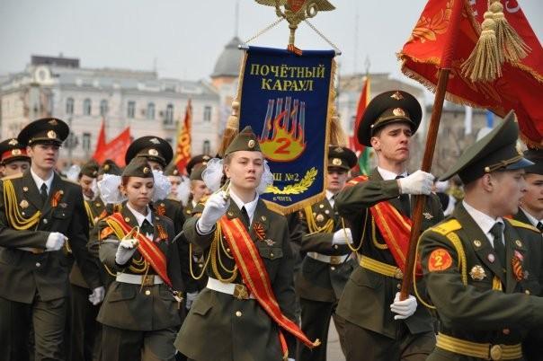 В России создадут военно-патриотическое движение «Юнармия»