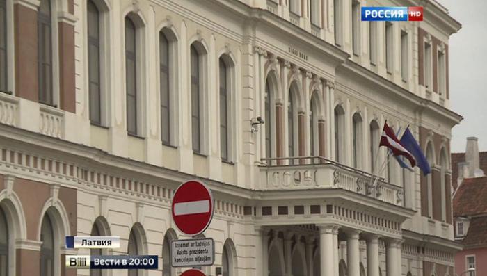 Латвия снова видит в России военную угрозу, видимо, памперсы закончились