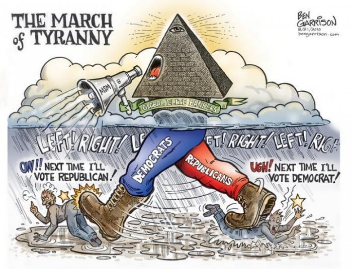 Коррупция в США — это триллионы долларов