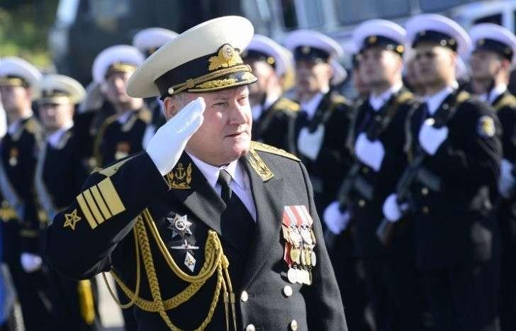 Адмирал Владимир Королев