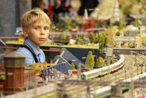 Гранд макет Россия - фото, видео, история, технические подробности